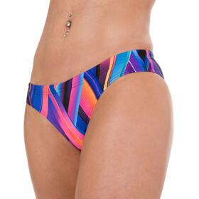 speedo Fizzbounce 2 Piece Crossback Bikini Women Violet/Limepunch/Turquoise
